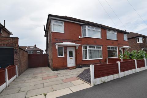 3 bedroom semi-detached house for sale - Clevedon Avenue, Urmston, M41