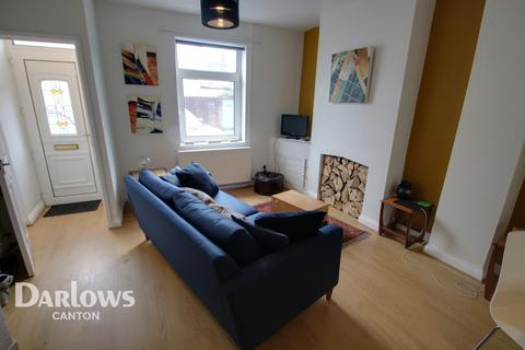2 bedroom terraced house for sale - Iestynian Avenue, Cardiff