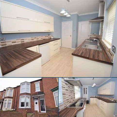3 bedroom flat for sale - Mowbray Road, South Shields
