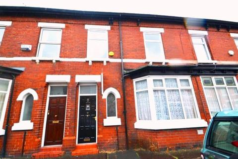 3 bedroom terraced house to rent - Deyne Avenue, Rusholme,  Manchester. M14 5SY