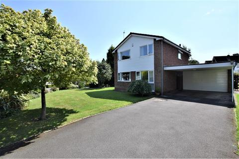 4 bedroom detached house for sale - Hansell Drive, Dorridge, Solihull, B93 8RQ