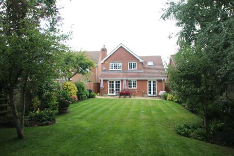 4 bedroom detached house for sale - Kennedy Meadow, Hungerford RG17