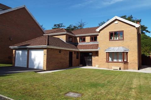 4 bedroom detached house for sale - Cwm Edril, 4 Roman Court, Blackpill, Swansea, SA3 5BL