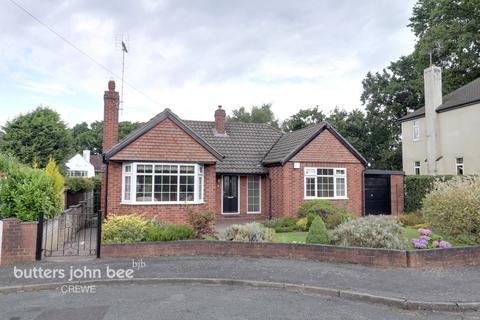 2 bedroom detached bungalow for sale - Towers Close, Wistaston, Crewe