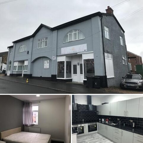 1 bedroom in a flat share to rent - South Street North, New Whittington S43