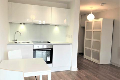 Studio to rent - Studio Apartment, One Wolstenholme Square, 2 Slater Place, Liverpool, Merseyside, L1