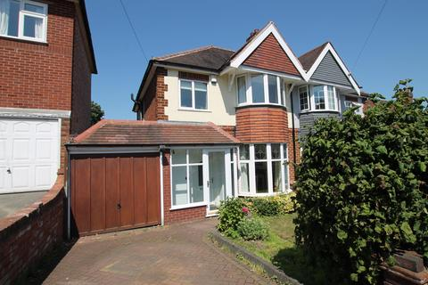 3 bedroom semi-detached house for sale - Douglas Road, Sutton Coldfield, B72 1NG