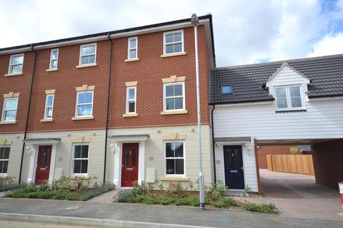3 bedroom end of terrace house to rent - Guelder Rose, Dunmow, Essex, CM6