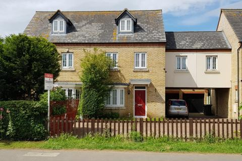 4 bedroom semi-detached house to rent - Birch Grove, Lower Stondon, Henlow, SG16