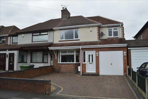 3 bedroom semi-detached house for sale - Carlton Avenue, Wednesfield, Wednesfield