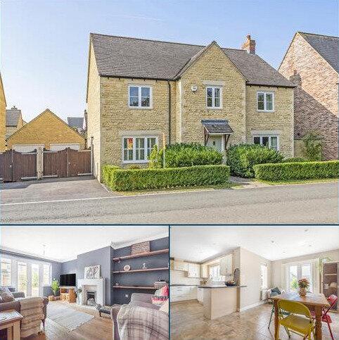 4 bedroom detached house for sale - Carterton, Oxfordshire, OX18