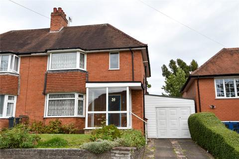 3 bedroom semi-detached house for sale - St Laurence Road, Bournville Village Trust, Northfield, Birmingham, B31