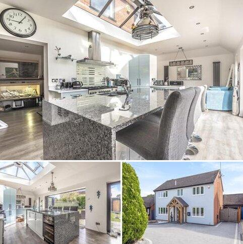 4 bedroom detached house for sale - Stoke Mandeville,  Aylesbury,  HP22