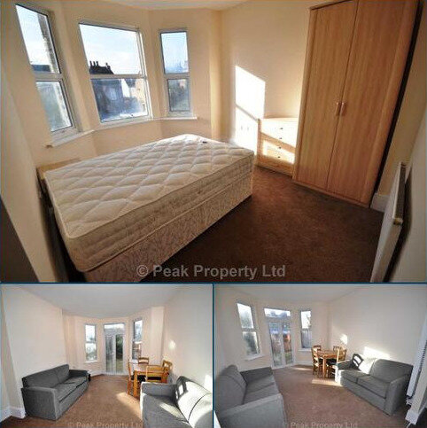 1 bedroom house share to rent - Rooms At    St  Helens Road, Westcliff-On-Sea