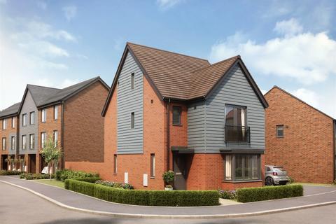 4 bedroom detached house for sale - Plot 232, The Lumley  at Oakhurst Village, Stratford Road B90