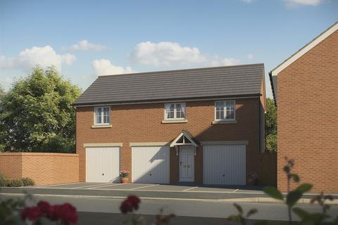 2 bedroom house for sale - Plot 302, The Leighton  at Oakley Grange, Symonds Way GL52