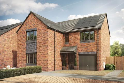 4 bedroom detached house for sale - Plot 38, The Lismore  at Lang Loan, Lasswade Road, Langloan EH17