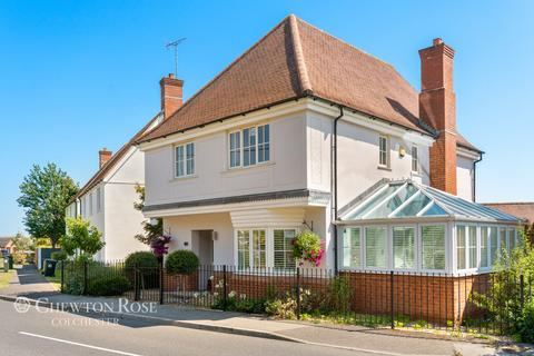 4 bedroom detached house for sale - School Road, Great Totham