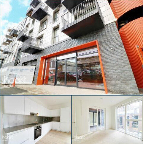 1 bedroom apartment for sale - Blyth Road, Hayes