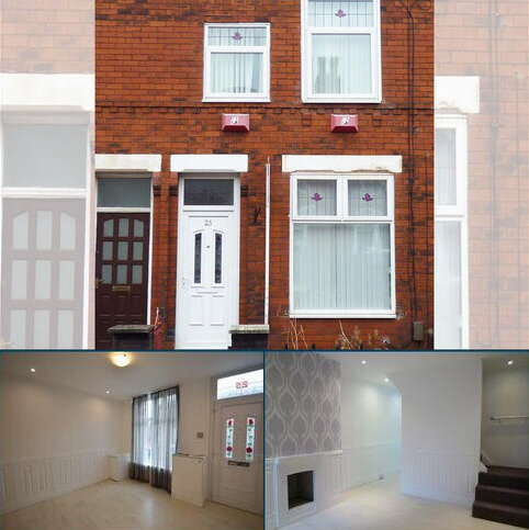2 bedroom terraced house to rent - Matlock Street, Eccles, Manchester, M30