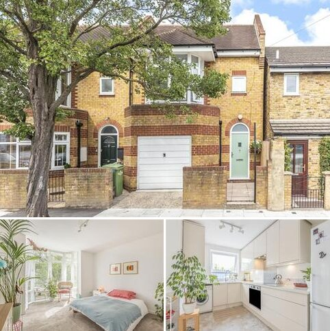 2 bedroom terraced house for sale - Jennings Road East Dulwich SE22
