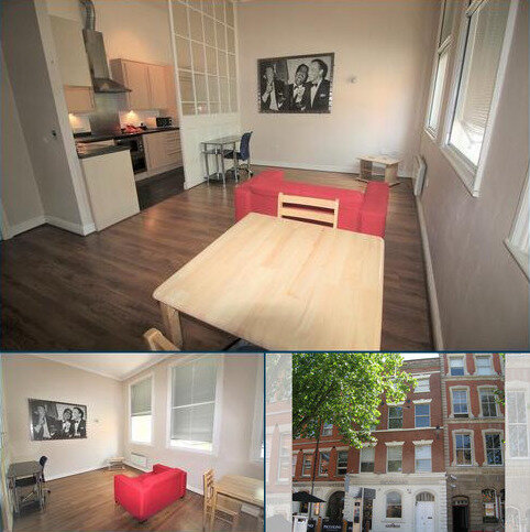 1 bedroom flat to rent - Weekday Cross, City Centre, Nottingham NG1