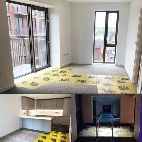 2 bedroom apartment for sale - Plot 261 at Local Crescent, Hulme Street,, Salford M5