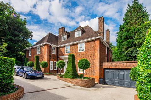 6 bedroom detached house for sale - Winnington Road, London, N2