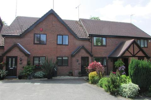 2 bedroom terraced house to rent - Ashbrook Crescent, Solihull, West Midlands