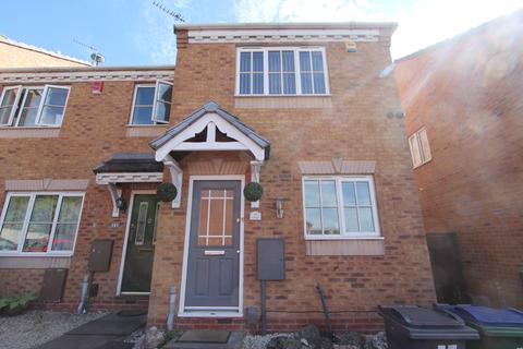 2 bedroom end of terrace house to rent - Delamere Drive, Walsall, Walsall WS5