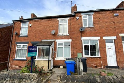 2 bedroom terraced house for sale - Handley Road, New Whittington, Chesterfield, S43 2EF