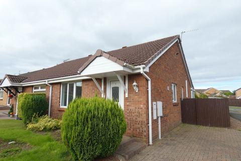 2 bedroom semi-detached bungalow for sale - Whitby Close, Bishop Auckland, DL14