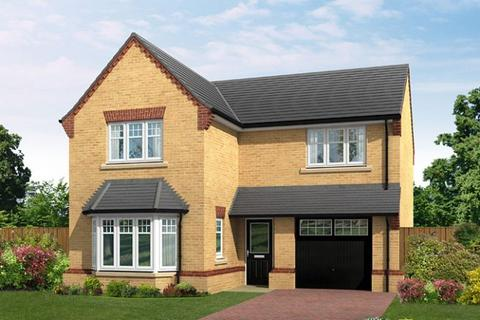 4 bedroom detached house for sale - The Settle V1 at Rosendale Gardens, Nethermoor Drive, Wickersley, Rotherham S66