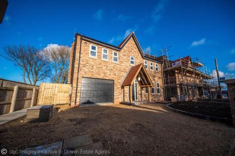 5 bedroom detached house for sale - MANOR PARK, HART VILLAGE, HARTLEPOOL