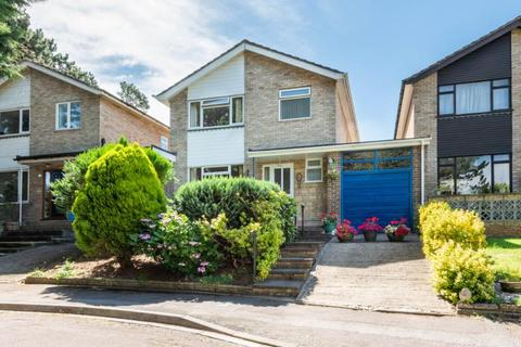 3 bedroom detached house for sale - Eleanor Close, Oxford, Oxfordshire