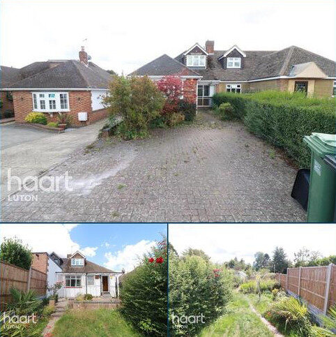 3 bedroom detached house to rent - The Dell, Caddington, Luton