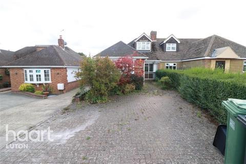 2 bedroom detached house to rent - The Dell, Caddington, Luton