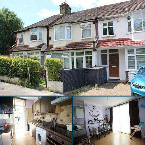 3 bedroom terraced house for sale - Annsworthy Avenue, Thornton Heath, Surrey