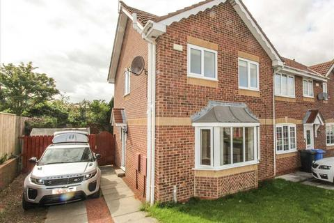 3 bedroom semi-detached house to rent - Kirkharle Drive, Pegswood