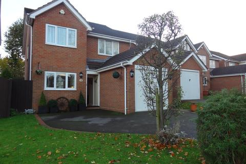 4 bedroom detached house to rent - Leafield Road, Solihull