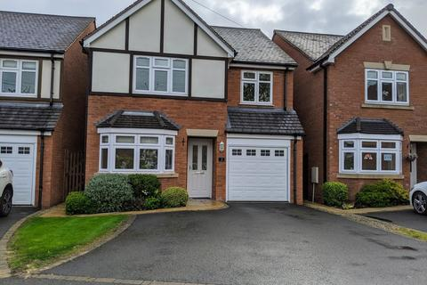 4 bedroom detached house to rent - Fennel Grove, Streetly