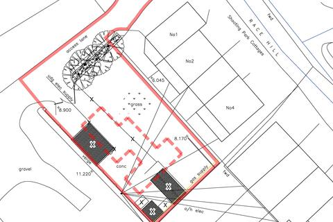 Land for sale - Shooting Park Cottages, Race Hill