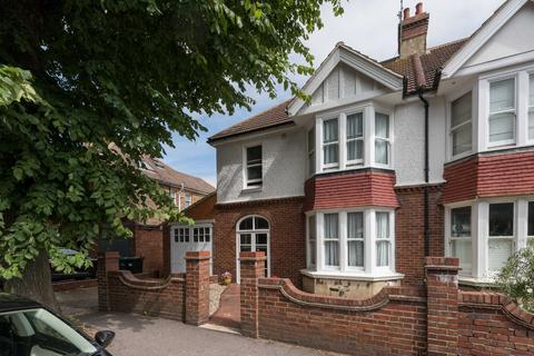 4 bedroom semi-detached house for sale - Leicester Villas, Hove, East Sussex, BN3