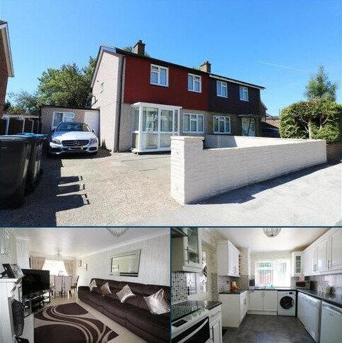 3 bedroom semi-detached house for sale - Chertsey Crescent, New Addington, Croydon, CR0 0DA