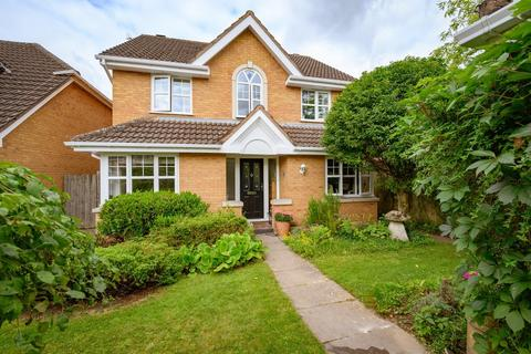 4 bedroom detached house for sale - Bramshall Drive, Dorridge