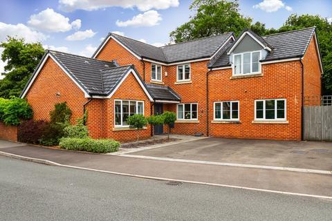 5 bedroom detached house for sale - Meadowfield Way, Morganstown