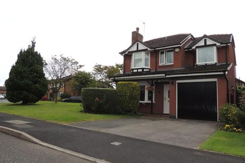 4 bedroom detached house for sale - Meadow View, Middlewich