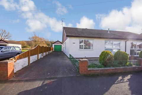 3 bedroom semi-detached bungalow for sale - Moel View Road, Gronant