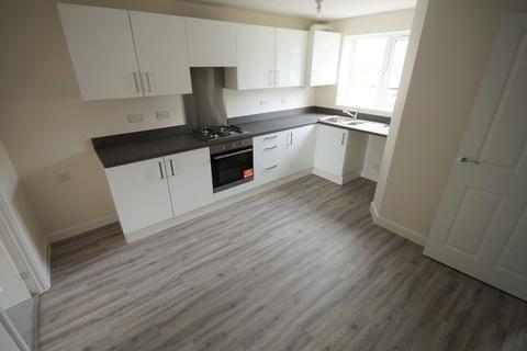 3 bedroom terraced house to rent - 12 John Barrett Way, Coventry, CV2 1QT