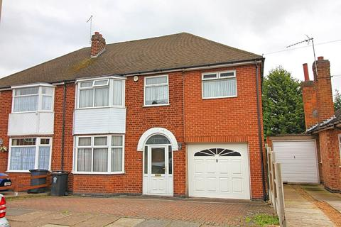 5 bedroom semi-detached house for sale - Northdene Road, Leicester